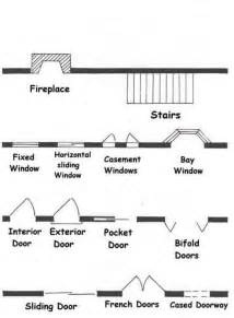 architectural floor plan symbols symbols architectural floor plans and floor plans on