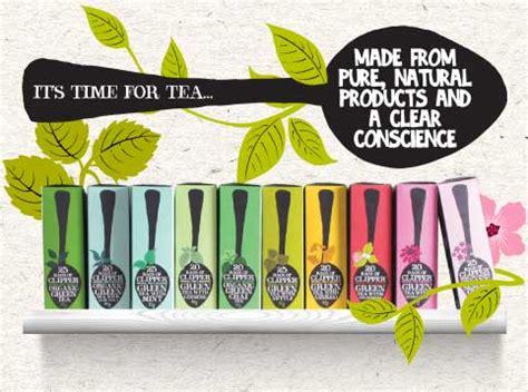 Buy Clipper Tea   Fairtrade Fine Teas