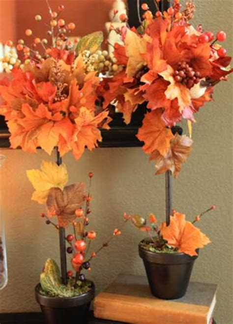 thanksgiving centerpiece craft for creative fall crafts autumn leaves tree for thanksgiving