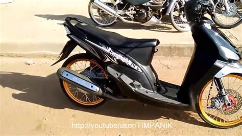 Modif Motor Mio Sporty Thailand by Modifikasi Motor Mio Sporty Thailand Kumpulan Modifikasi