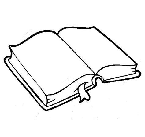 pictures of books to color free coloring pages of preschool book
