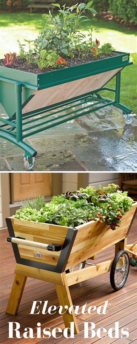 elevated garden ideas 25 best ideas about elevated garden beds on