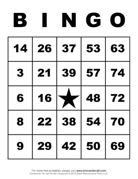 how to make bingo cards with numbers free printable bingo cards pdfs with numbers and tokens