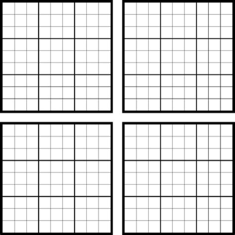 sudoku blank for excel pdf and word