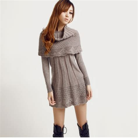 how to knit dress autumn winter s dress suit fashion style knit