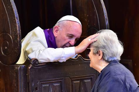 qu est ce qu un 171 bon confesseur 187 pour le pape la croix