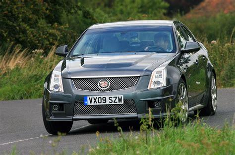 Cadillac Uk by Cadillac Cts V Review Autocar