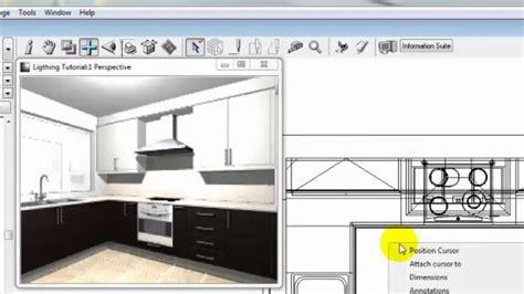 planit software kitchen design fusion lighting tutorial part 1