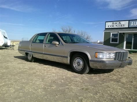 94 Cadillac For Sale by 94 96 Cadillac Fleetwood Brougham For Sale In Maryland