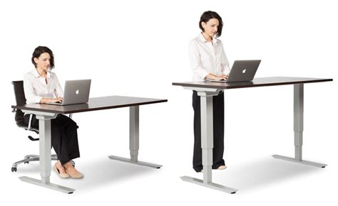 height standing desk standing desks height adjustable tables ergnomic