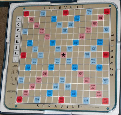 scrabble rotating board sold scrabble deluxe edition blue turntable rotating