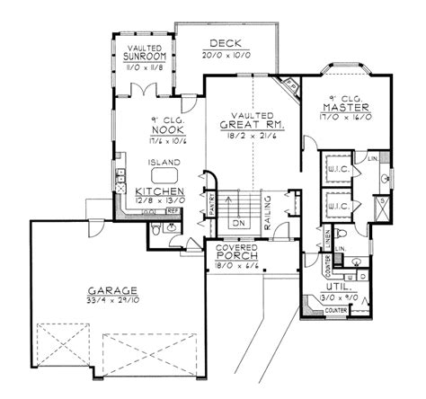 waterfront floor plans larnell waterfront home plan 096d 0032 house plans and more