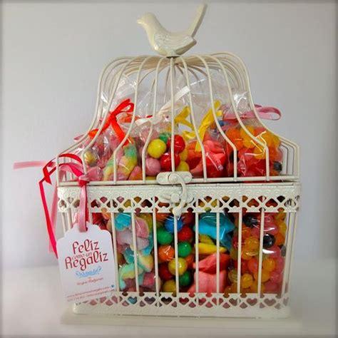 decoracion de golosinas adornos con caramelos imagui