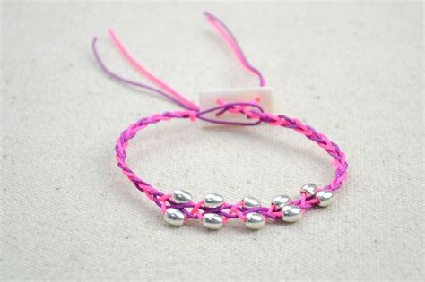 crochet beaded bracelet pattern free crochet bracelet pattern with 183 how to braid a