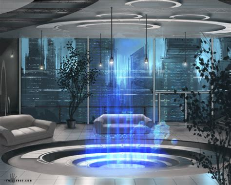 Future Home Interior Design penthouse by ianllanas on deviantart