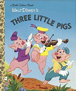 three pigs picture book the three pigs disney classic golden book