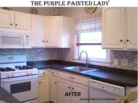 chalk paint your kitchen cabinets are your kitchen cabinets dated before after photos