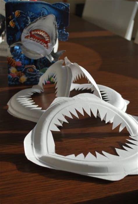 shark craft projects 35 shark projects ideas