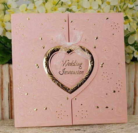 how to make an invitation card for wedding diy wedding invitations modern magazin