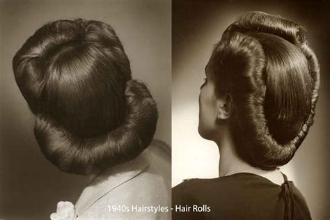 hairstyle facts from the 1940 s history of womens fashion 1940 to 1949 glamourdaze