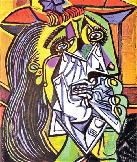 picasso paintings the weeping cubic mastermind pablo picasso the architect