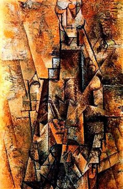 picasso paintings techniques violin grapes 1912 painting in cubist style by pablo