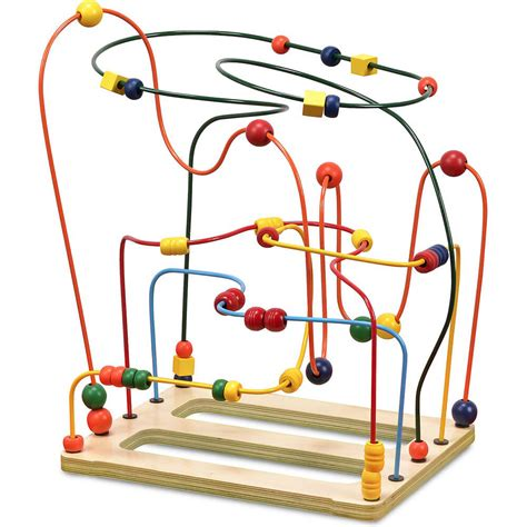 bead maze toys anatex classic bead maze wooden cbm1310
