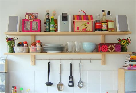 kitchen wall shelves ideas shelves for kitchen wall best decor things