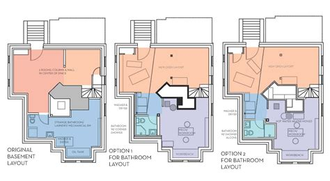 basement layouts stately kitsch design for the modern home owner