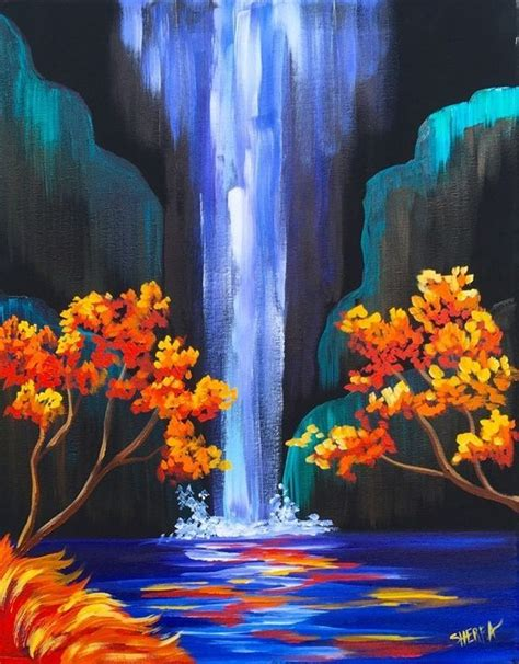 how does acrylic paint on canvas take to 25 beautiful paintings ideas on best