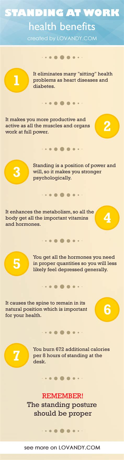 standing desk advantages 7 benefits of standing desk for health and productivity