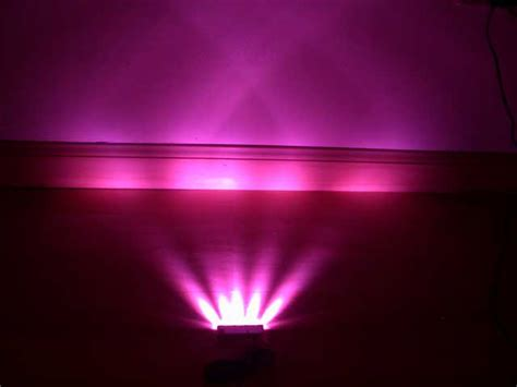 pink lights led pods 4 and 5 led modules