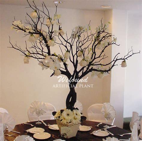 tree table decorations wedding centerpiece wedding decoration tree wedding table