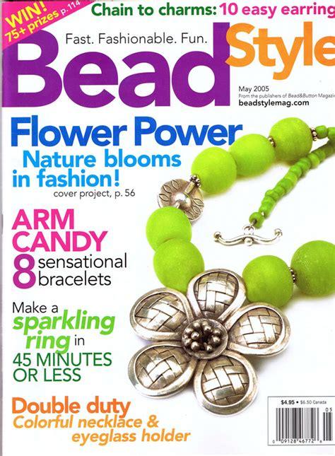 bead style magazine beading magazines
