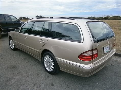 2000 Mercedes E320 4matic by 2000 Mercedes E320 4matic Wagon Forward Auto Gallery