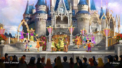 magic kingdom mickey disney new stage show coming to magic kingdom orlando