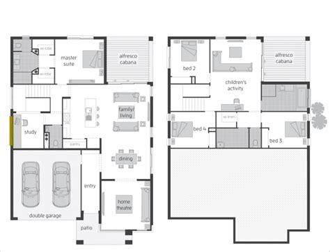 split level home floor plans floor plan friday split level rear