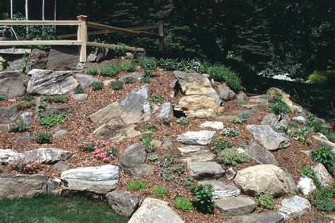 rocks for the garden make a rock garden