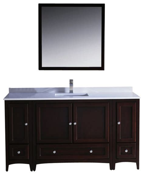 60 inch bathroom vanities sink 60 inch single sink bathroom vanity mahogany tropical
