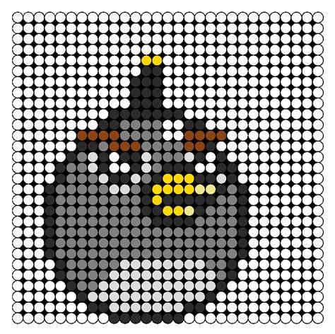 perler black black angry bird perler perler bead pattern bead sprites