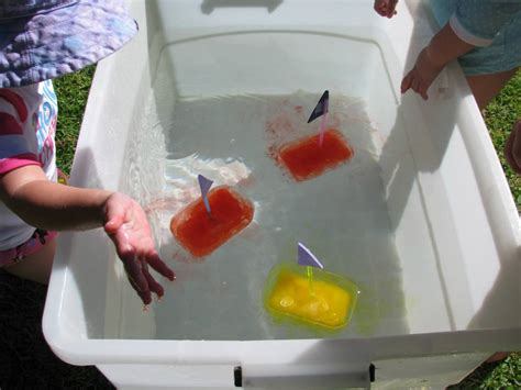 water for sensory play 12 months 2 years learning 4