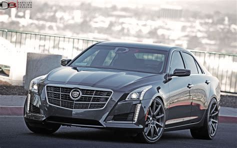 Cadillac Cts Sport by 2014 Cadillac Cts V Sport Gets Sport Suspension From D3