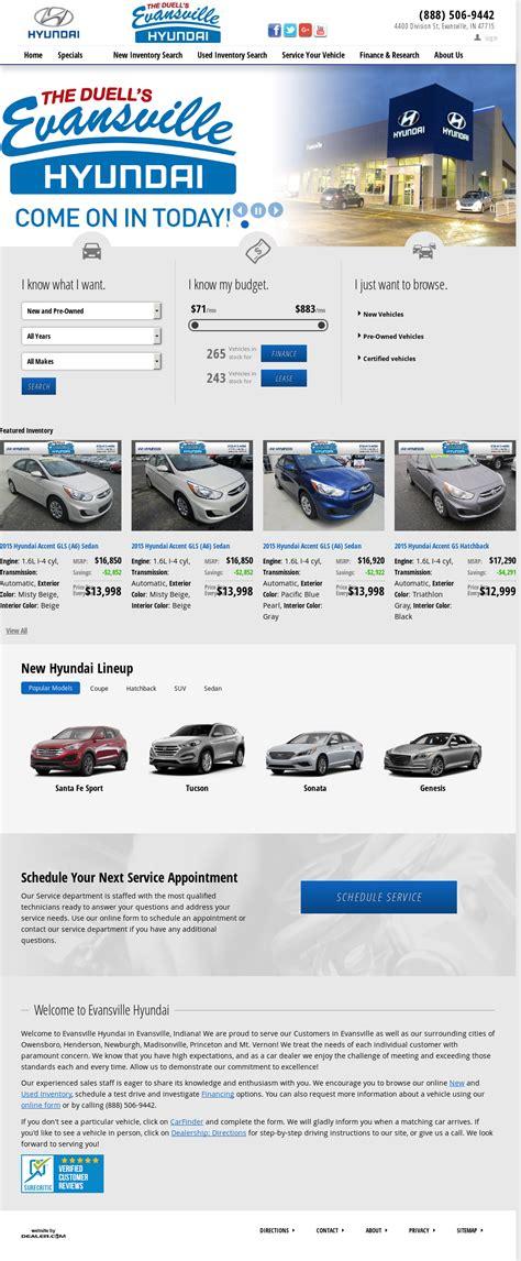 Evansville Hyundai by Wright Motors Evansville Impremedia Net