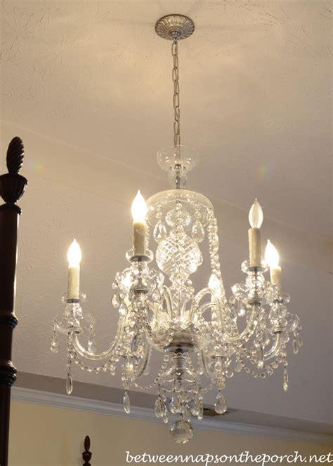 diy bedroom chandelier chandelier crystals diy images