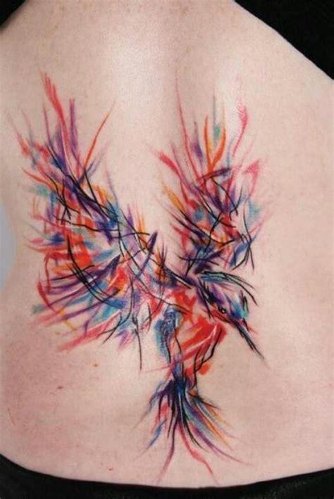 abstract hummingbird tattoo design of tattoosdesign of