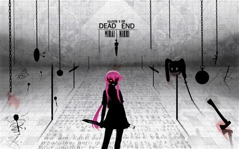 future diary ending yuno gasai hd wallpapers