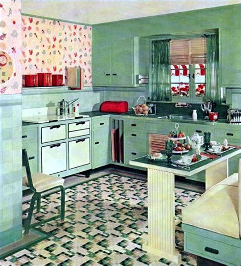 kitchen set ideas retro kitchen design sets and ideas interior design