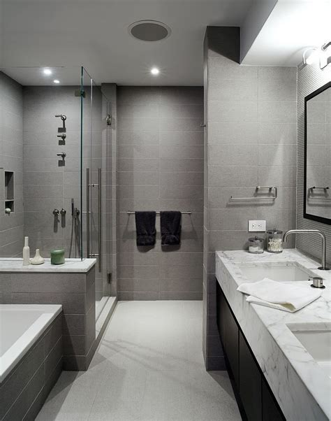bathroom ideas contemporary how to use gray around the house without it look boring