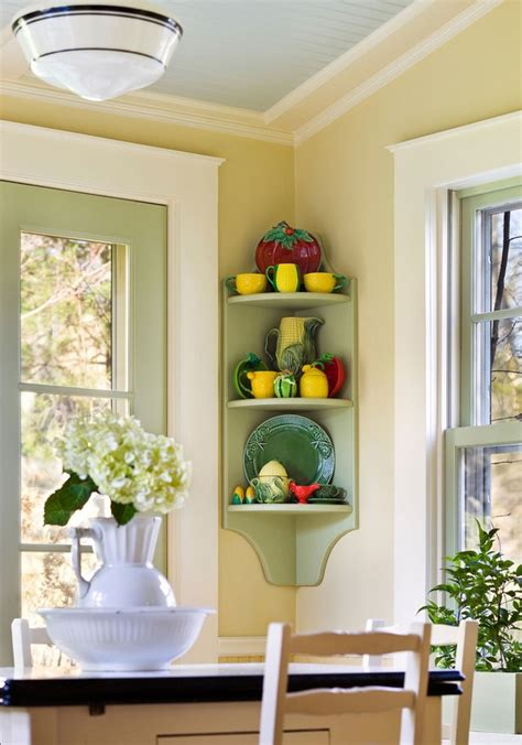 kitchen corner shelves ideas corner shelf 25 ideas how to use your living space creatively