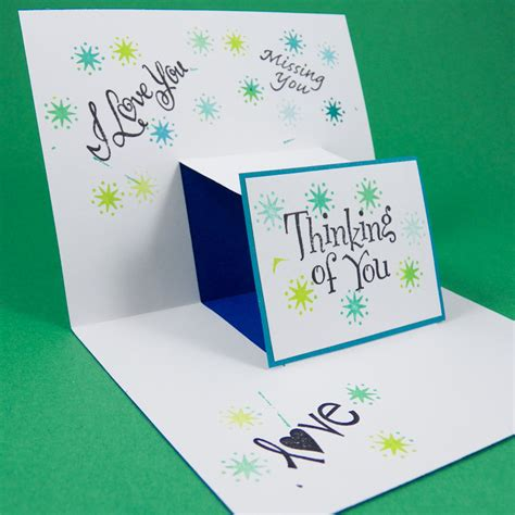how to make folding cards step pop up cards greeting card ideas s crafts